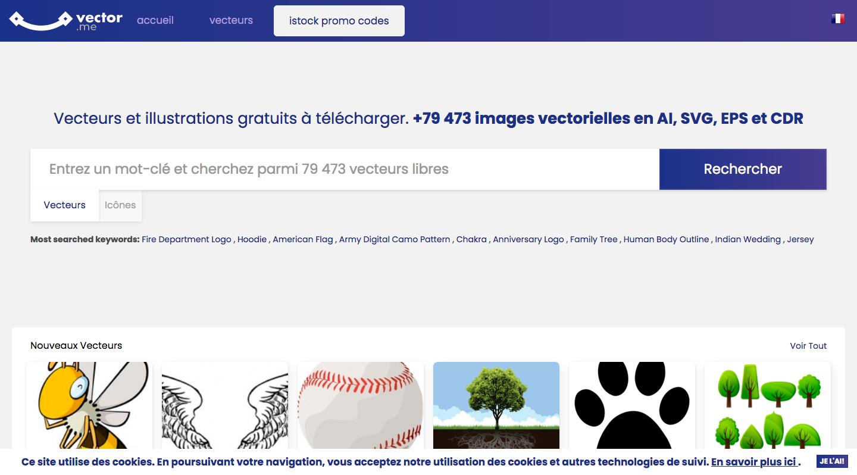 vector me , images vectorielles telechargeable gratuitement pour des projets personnel et professionnel aux format svg cdr ai et eps